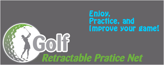 Golf Retractable pratice Net